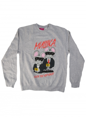 Rat Race Crewneck