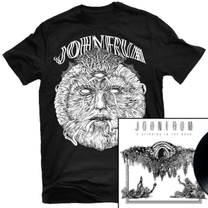 Wicker Man T Shirt + A Stirring In The Noos LP Bundle