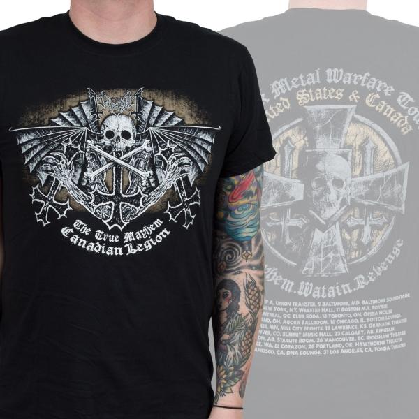 Black Metal Warfare Canadian Legions