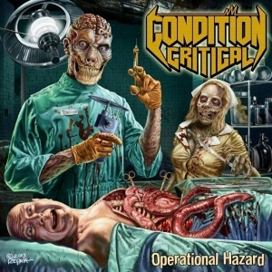 Operational Hazard Digipak