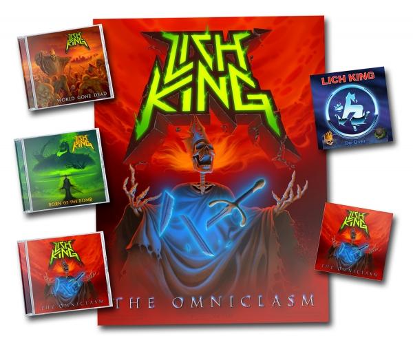 Omniclasm Four Album Bundle