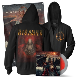 "Adveniens Zip Hoody + 12"" Bundle"
