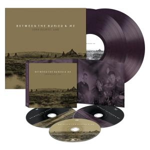 Pre-Order: Coma Ecliptic: Live - Digipak + Purple 2LP