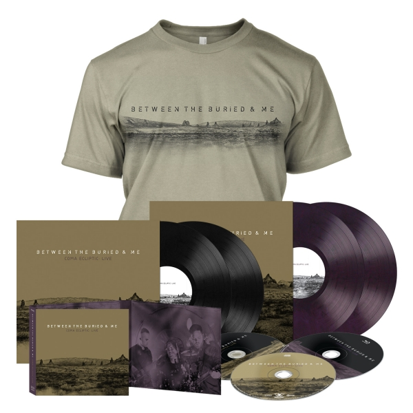 Coma Ecliptic: Live - Collectors Bundle