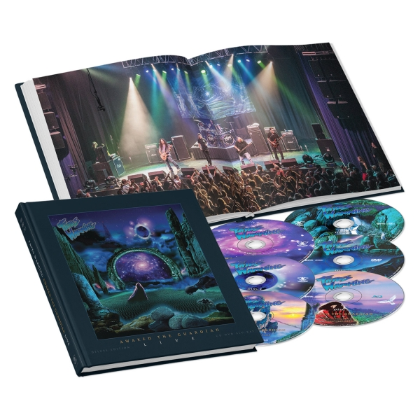 Awaken the Guardian Live (Deluxe Book)