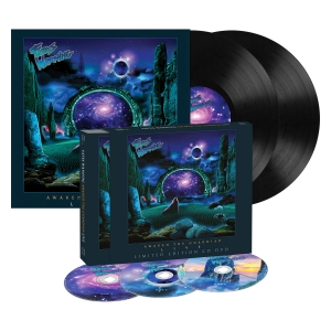 Awaken the Guardian Live - Digipak/LP Bundle - Black