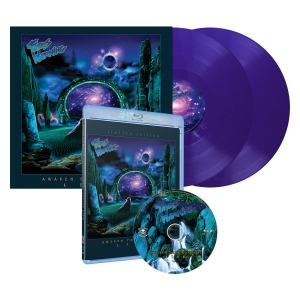 Pre-Order: Awaken the Guardian Live - Blu-Ray/LP Bundle - Purple