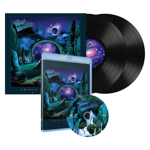 Awaken the Guardian Live - Blu-Ray/LP Bundle - Black