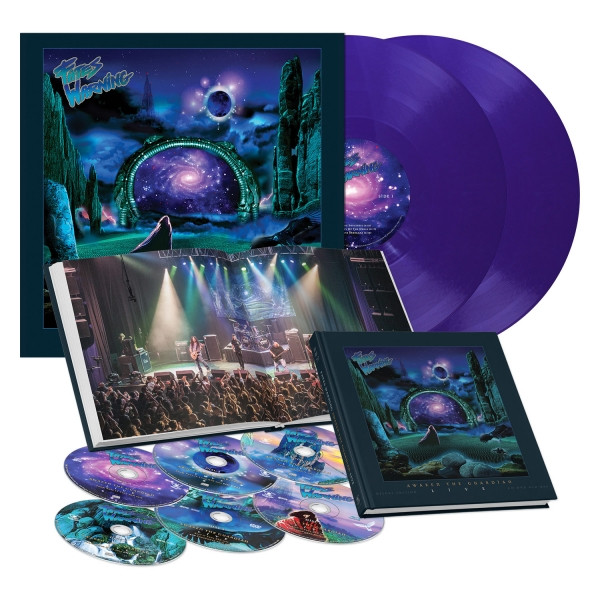 Awaken the Guardian Live - Book/LP Bundle - Purple
