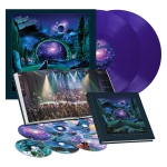 Awaken the Guardian Live - Book/LP Bundle - Purple