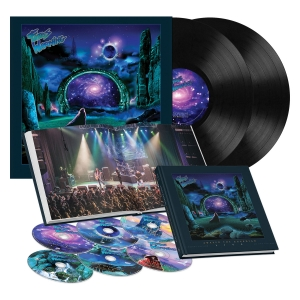 Pre-Order: Awaken the Guardian Live - Book/LP Bundle - Black