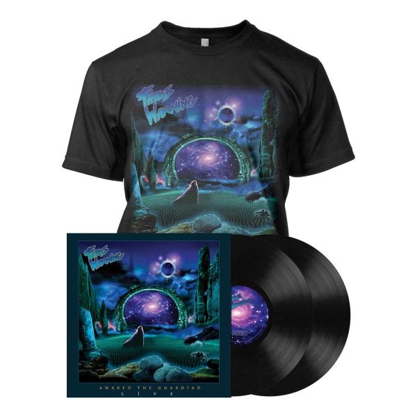Awaken the Guardian Live - LP Bundle - Black