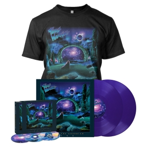 Pre-Order: Awaken the Guardian Live - Deluxe Digipak Bundle - Purple
