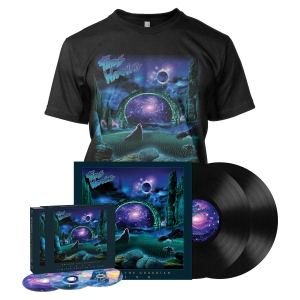 Pre-Order: Awaken the Guardian Live - Deluxe Digipak Bundle - Black