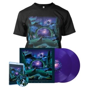 Awaken the Guardian Live - Deluxe Blu-Ray Bundle - Purple