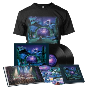 Awaken the Guardian Live - Deluxe Book Bundle - Black