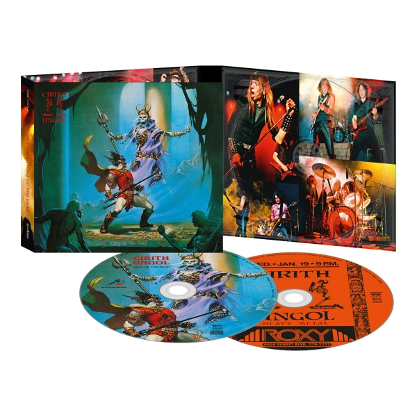 King of the Dead - Digipak Bundle