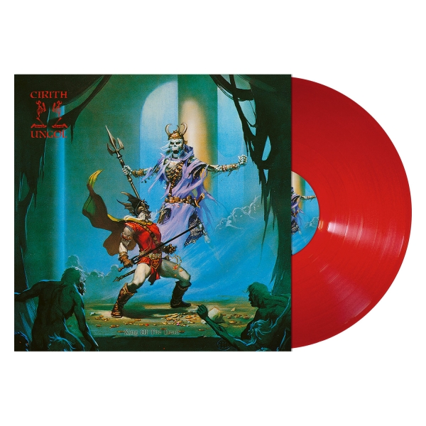 King of the Dead - LP Bundle - Red