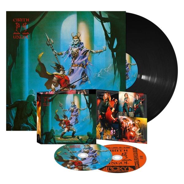 King of the Dead - Digipak/LP Bundle - Black