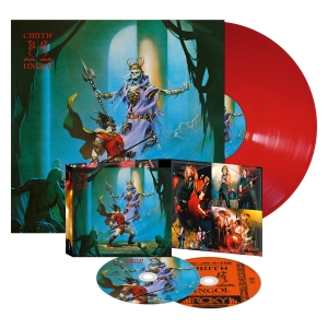 King of the Dead - Digipak/LP Bundle - Red