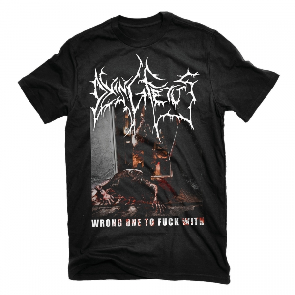 Dying Fetus Quot Wrong One To Fuck With T Shirt Cd Bundle