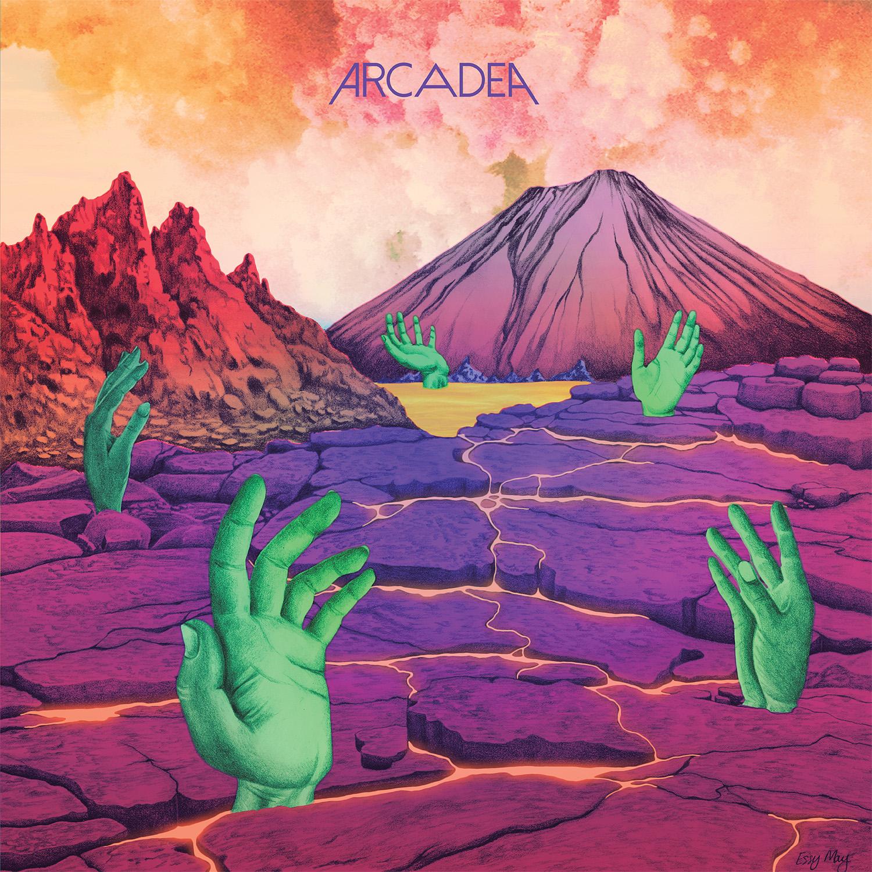 Arcadea T Shirt + LP Bundle