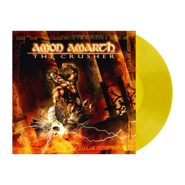 The Crusher - Yellow LP