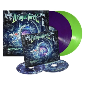 Pre-Order: Reaching into Infinity - Digipak/LP Bundle