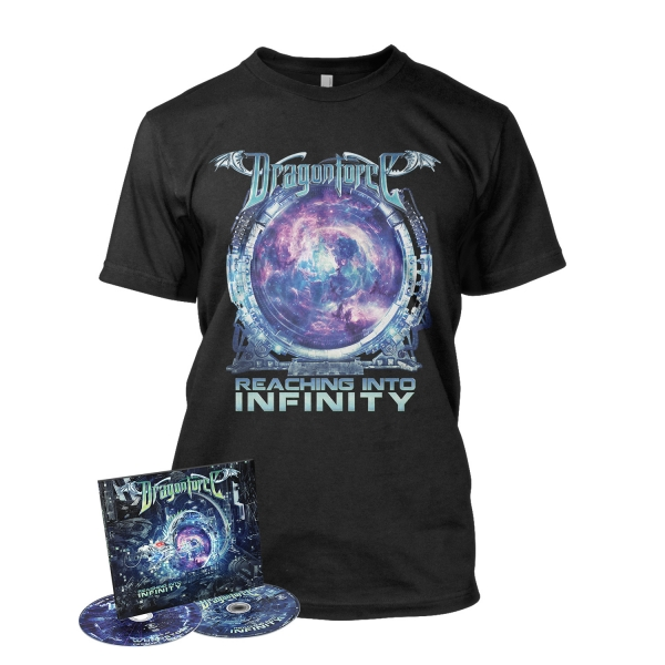 Reaching into Infinity - Digipak Bundle
