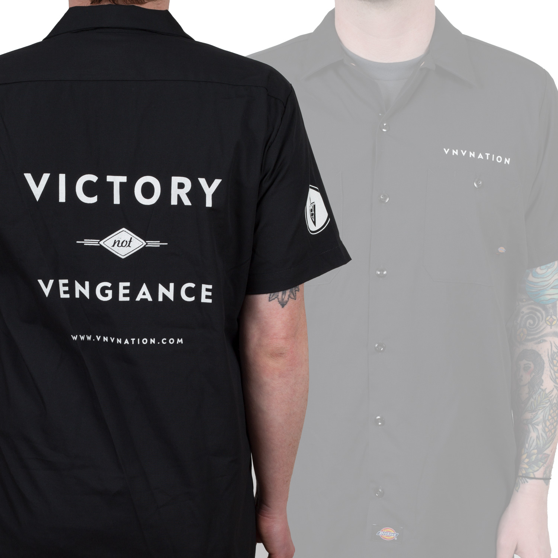 VNV Nation Victory Work Shirts - VNV Nation
