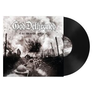 Pre-Order: The World Ablaze (180g Black Vinyl)