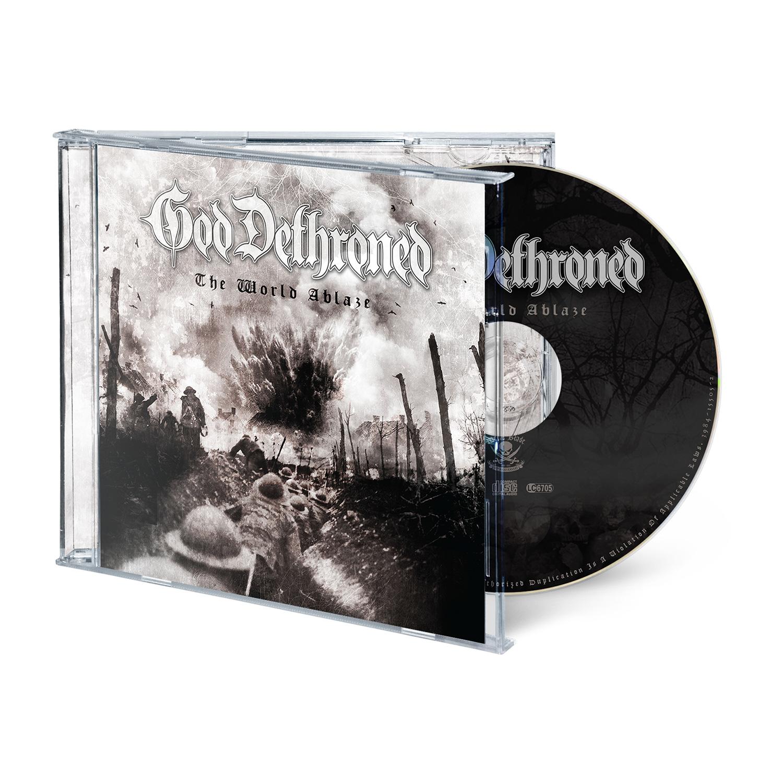 The World Ablaze - CD Bundle
