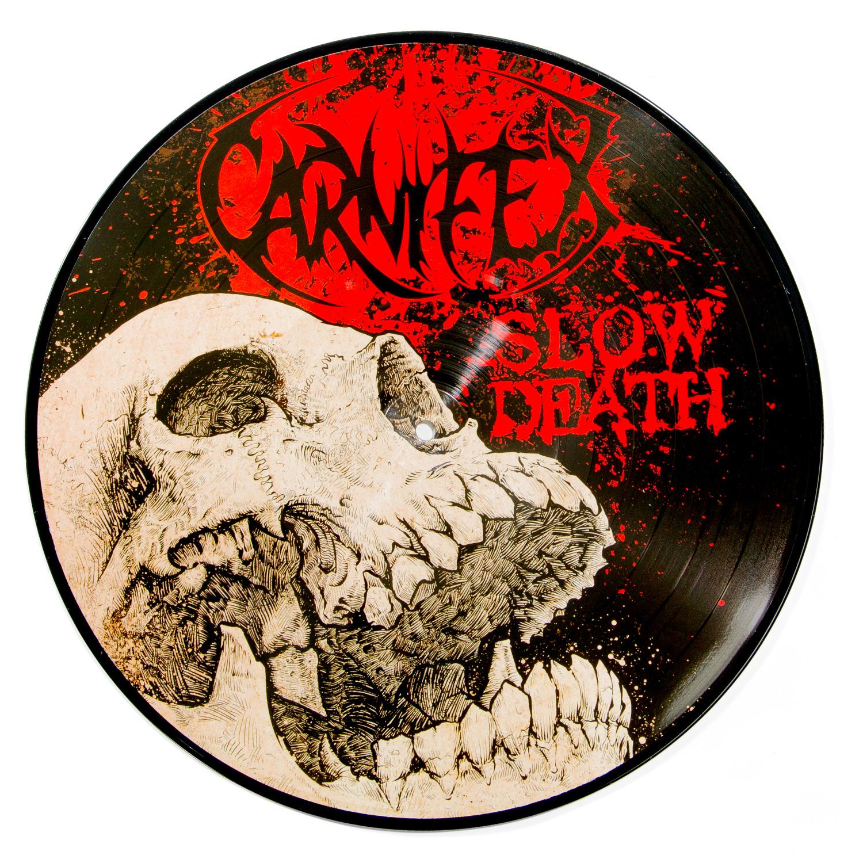 Slow Death (Pic Disc)