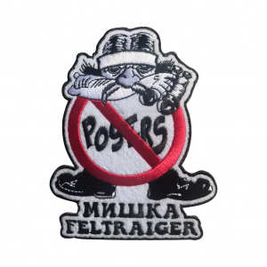 Mishka x Feltraiger No Posers