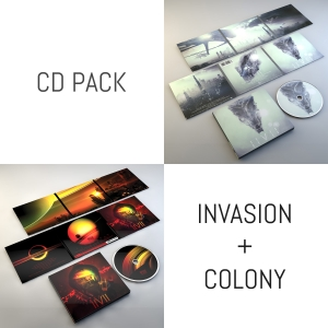 Invasion - Colony CD Pack