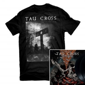 Pillar of Fire T Shirt + 2LP Bundle