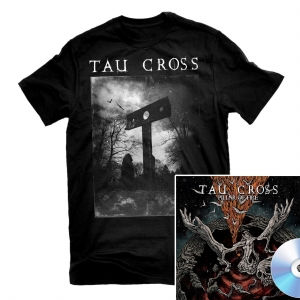 Pillar of Fire T Shirt + CD Bundle