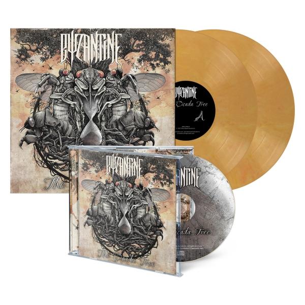 The Cicada Tree - CD/LP Bundle