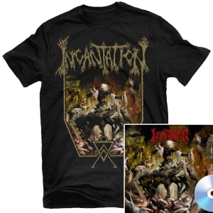 Profane Nexus T Shirt + CD Bundle