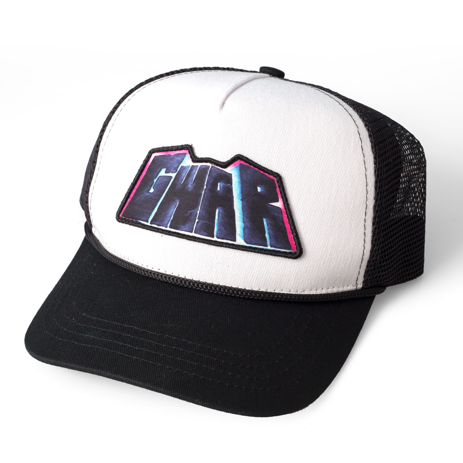 The Keep Patch Trucker