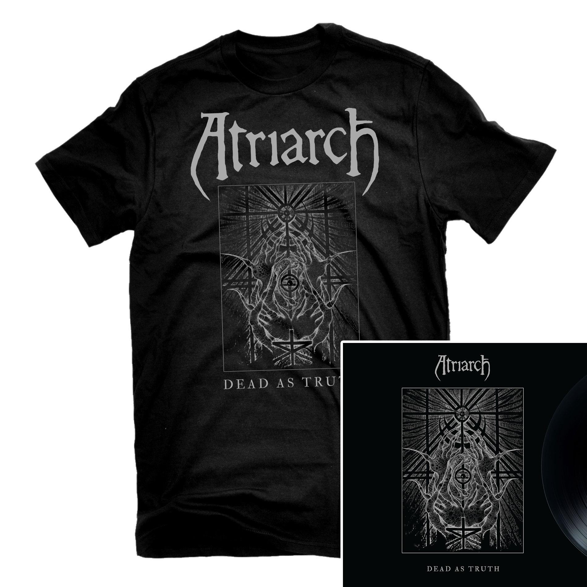 Dead as Truth T Shirt + LP Bundle