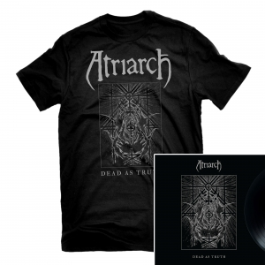 Dead as Truth T Shirt + LP Bundle