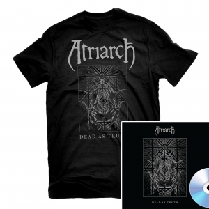 Dead as Truth T Shirt + CD Bundle