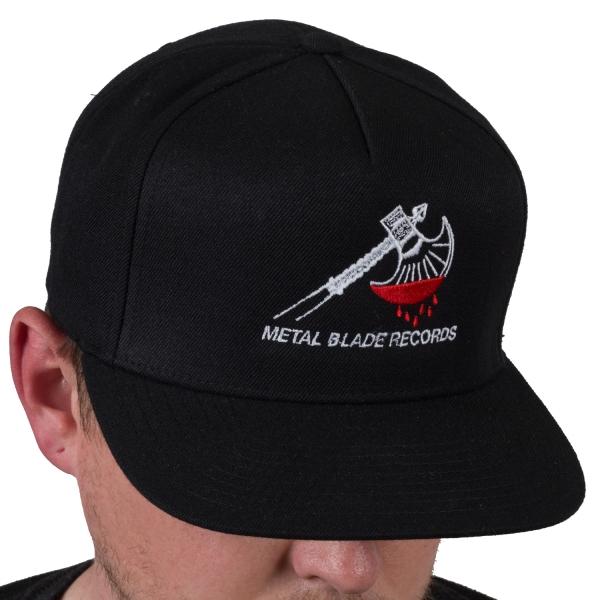 Axe Logo Snapback Cap