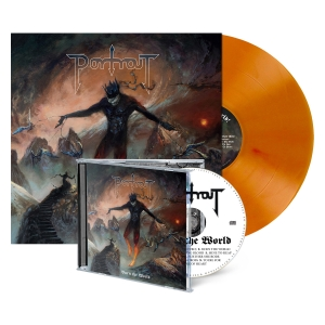 Pre-Order: Burn the World - CD/LP Bundle