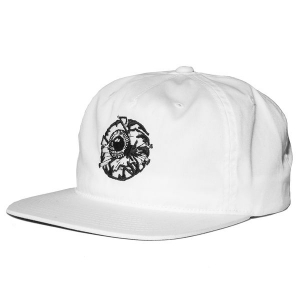 Damaged Keep Watch Snapback