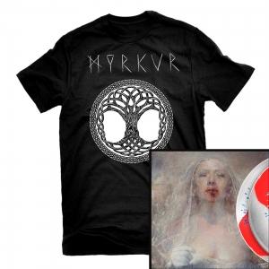 Tree T Shirt + Mareridt Deluxe 2LP Bundle