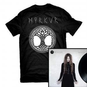 Tree T Shirt + Mareridt LP Bundle
