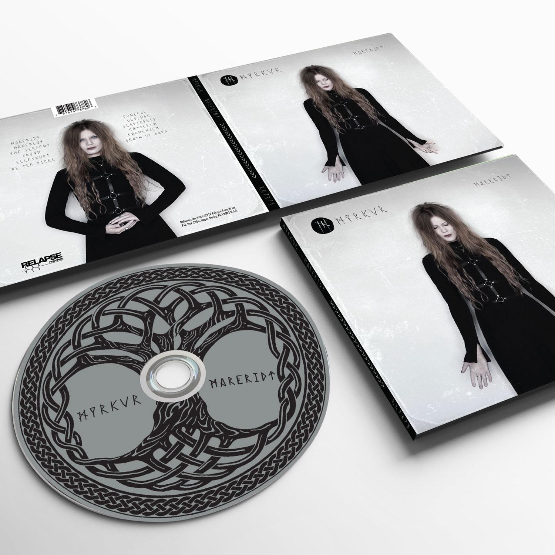 Snake T Shirt + Mareridt CD Bundle