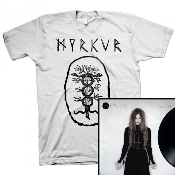 Snake T Shirt + Mareridt LP Bundle